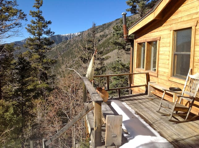 Mountaineer's Cabin, taosskivalley - Taos Ski Valley - Chalet