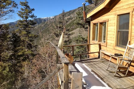 Mountaineer's Cabin, taosskivalley - Taos Ski Valley