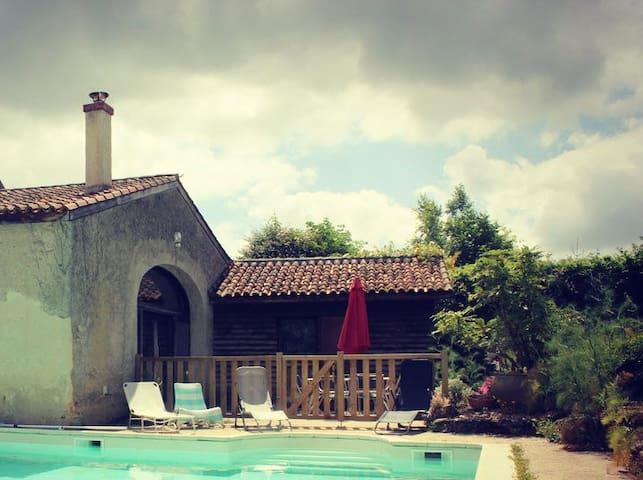 Gite au coeur du vignoble du Layon - Faveraye-Mâchelles
