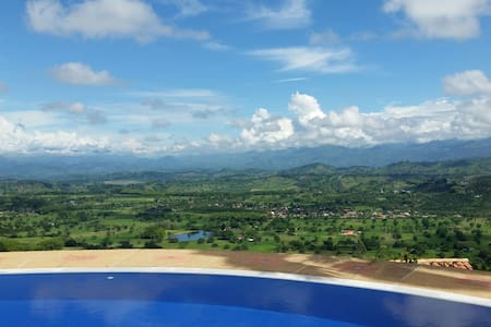 Amazing View Colombian Paradise!! - Villa