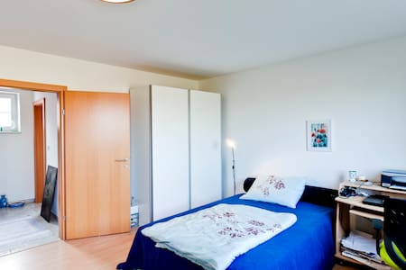 XL room, free private parking 24 hs, free ladybike - Seyring - Rivitalo