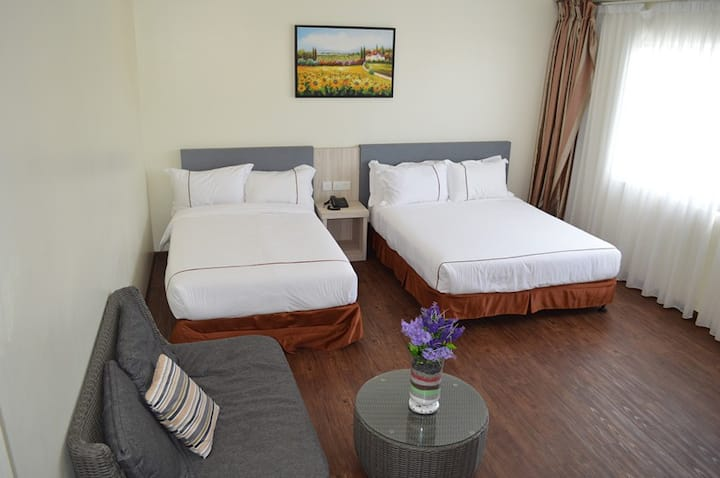 Angsoka Hotel Teluk Intan Family 202
