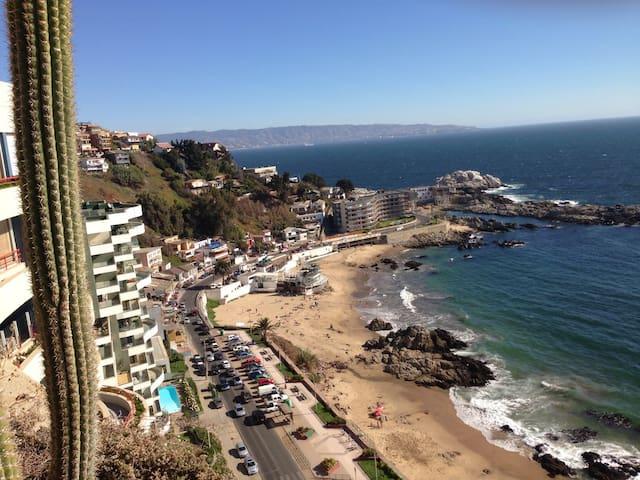 Apartment with amazing ocean views - Viña del Mar - Apartment