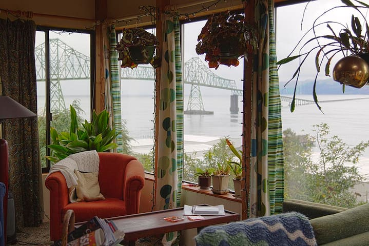 Studio with panoramic view - Astoria