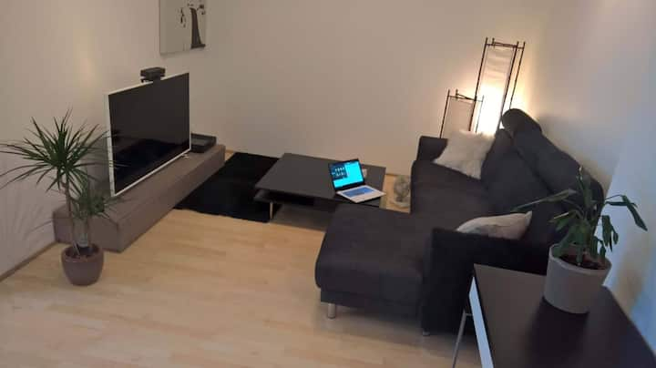 cosy apartment which feels like home