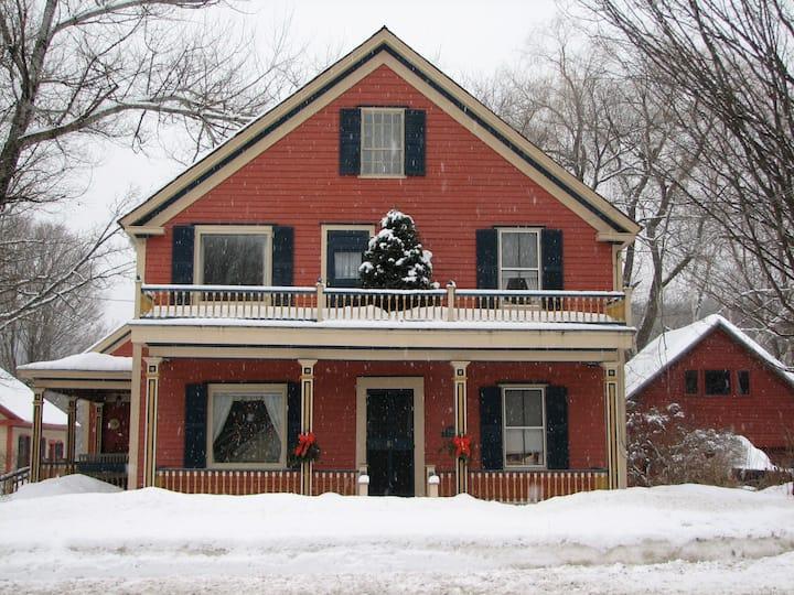 Quintensential Vermont Getaway