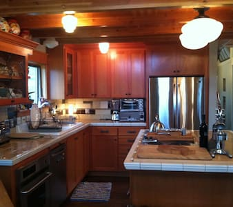 Charming Fishing Cottage! - Tillamook - Talo