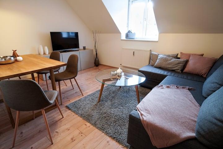 Moderne Wohnung am Fuße der Burg Deutschlandsberg