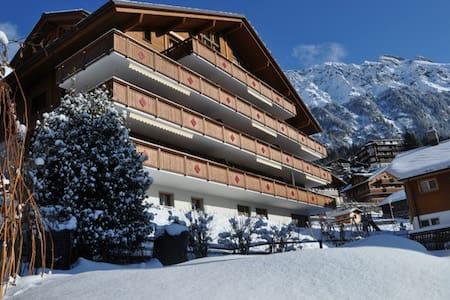Wengen Luxury Ski Chalet - Lauterbrunnen