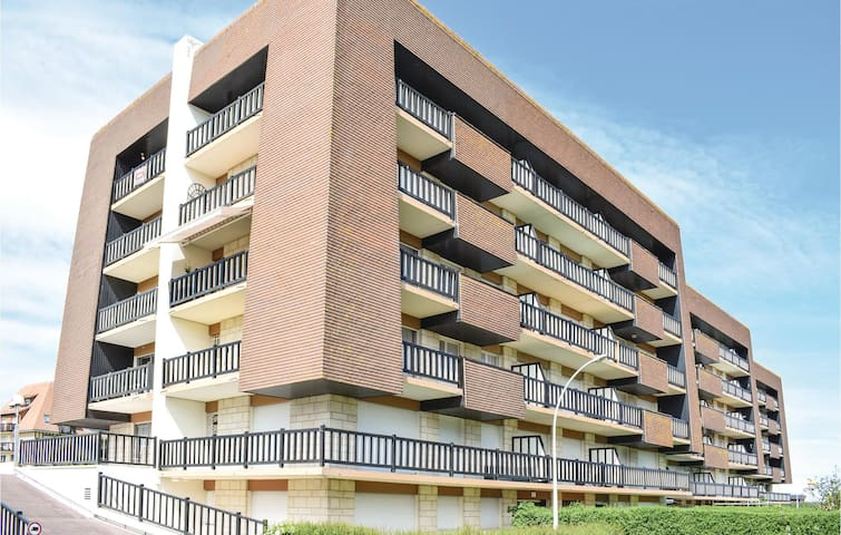 Holiday apartment with 1 bedroom on 33 m² in Villers-sur-Mer