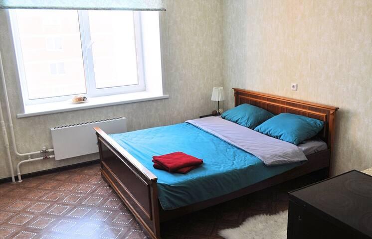 Уютная студия Савиных 4а - Tomsk