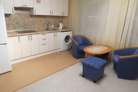 Апартаменты с двухспальной кроватью - Сургут - Apartemen