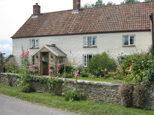 Quiet peaceful Farm BB acommadation - Wedmore - Inap sarapan