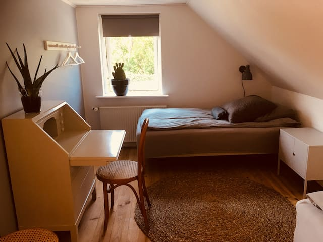 Comfortable room (7) in Renovated house 30 min/CPH