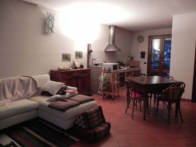 Colline bolognesi stanza privata    - Savigno - Rumah