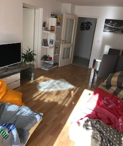 Beautiful and calm place with big bedroom for 2-4 - München - Apartment