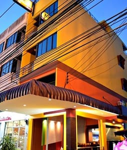 The only hostel in town; Salsa! - Chumphon Thailand - 旅舍