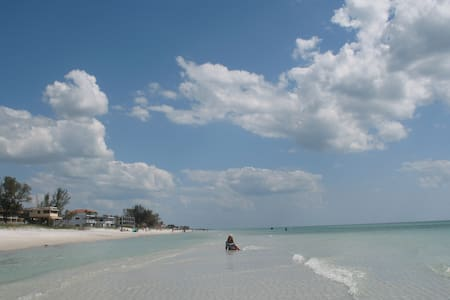 Mobile Home Beach Rental (55+Age) - Bradenton Beach