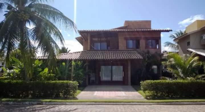 Linda casa mobiliada em Alagoas