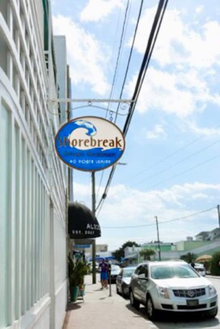 Shorebreak Retreat