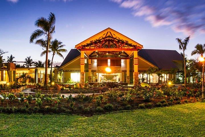 Fiji Denarau Island Nadi 5* resort 2.5br (Room 2F)