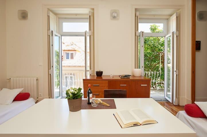 Aquamadre.60m2.Private terrace.Boutique guesthouse - Cascais - Villa
