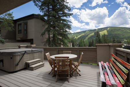 Mountain-View Alpine Retreat - Vail