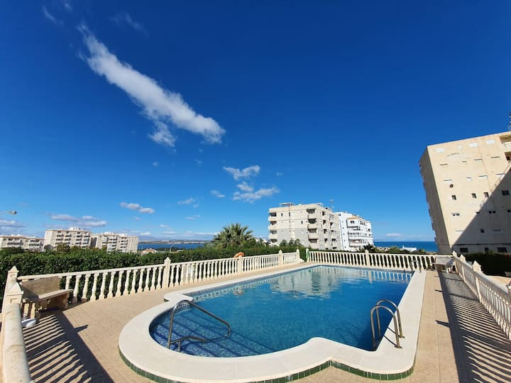 Impeccable studio with great location - Torrevieja