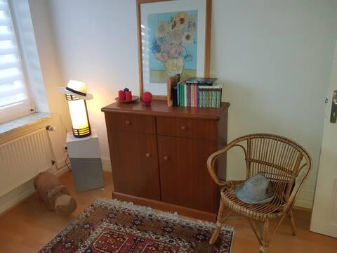 Gemütliche 2 Zimmerwohnung in ruhiger Lage