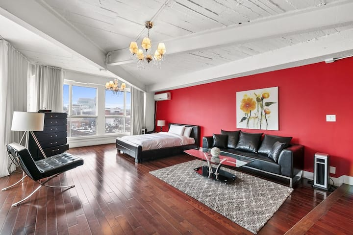 Loft Hotel Montreal - Loft 404