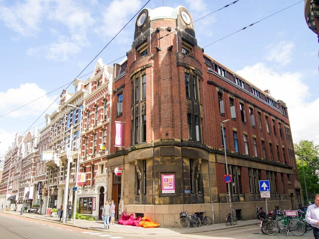 Cosy hostel at great location - Rotterdam - Bed & Breakfast