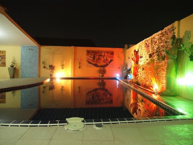 Poolvilla Ladda Pattaya - Pattaya - Casa