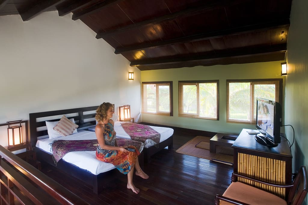 Japanese villa in hoi an bed and breakfasts for rent in for Bed and breakfast tokyo
