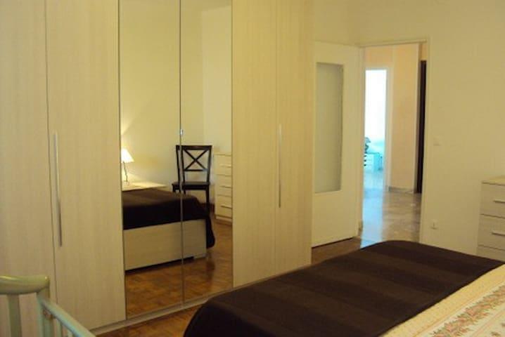 vicino alla spiaggia e alla Francia - Vallecrosia - Apartamento