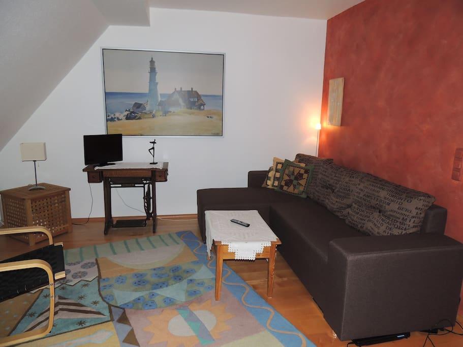 Wohnzimmer - sitting room