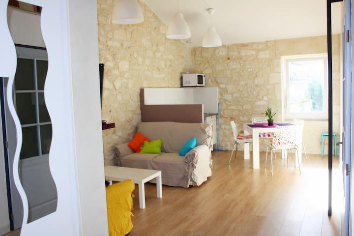 """Appartement#18 """"Chez WAUCQUIER"""" - Beaucaire - Apartment"""