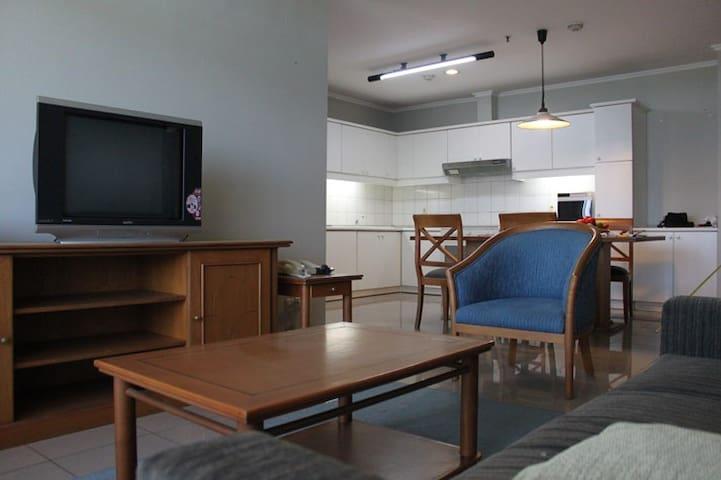 Apartement Pondok Klub Villa - South Jakarta - Pis