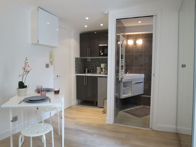 CHIC & COSY FLAT in SAINT-GERMAIN