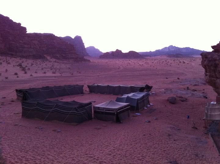 Obeid's Bedouin Life Camp1