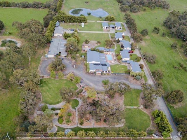 Woodbyne Resort Family Friendly Accommodation