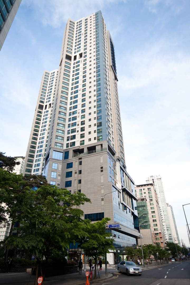 38Central Seoul Location New Luxury Building