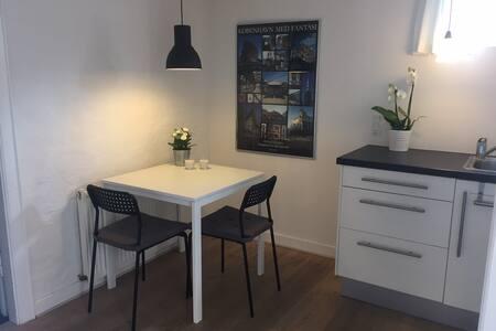 Lille lejlighed i Hellerup - Hellerup