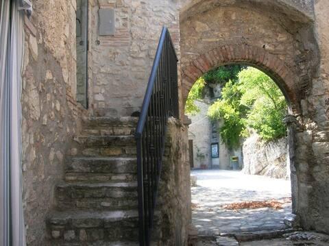Casa Rosy, Moggio alto, Rieti