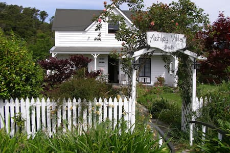 Ashley Villa B&B Twin, Takaka - Motupipi