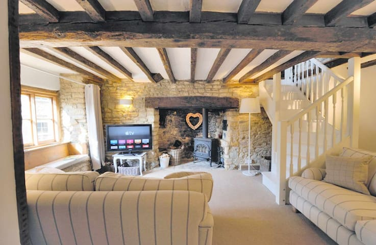 Chippy Cottage, Chipping Norton - Chipping Norton - House