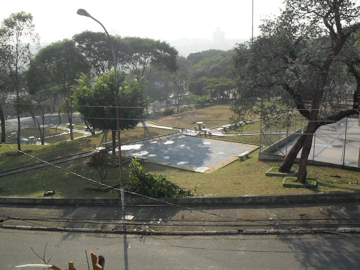Copa 2014 há 4 km do Corinthians