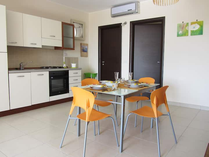 Lovely apartment in Avola (SR)