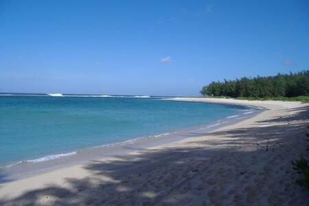 La Casa Vina - beach front villa - Riambel