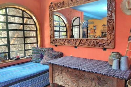 Casa Maya-Atitlan in the heart of Panajachel