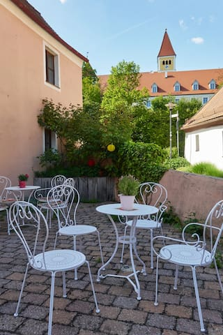 Künstlerhaus in der Oberpfalz